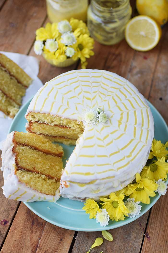 Lemon Curd Kuchen - Lemon Curd Cake (9)