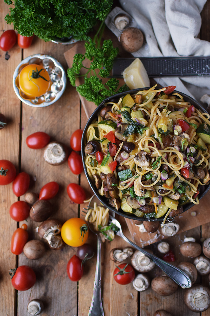 One Pot Sommer Pasta - One Pot Summer Pasta (4)