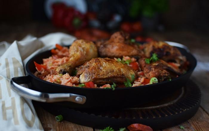 Chorizo Reispfanne und Spanish Chicken: Kulinarische Entdeckungsreise (Werbung)