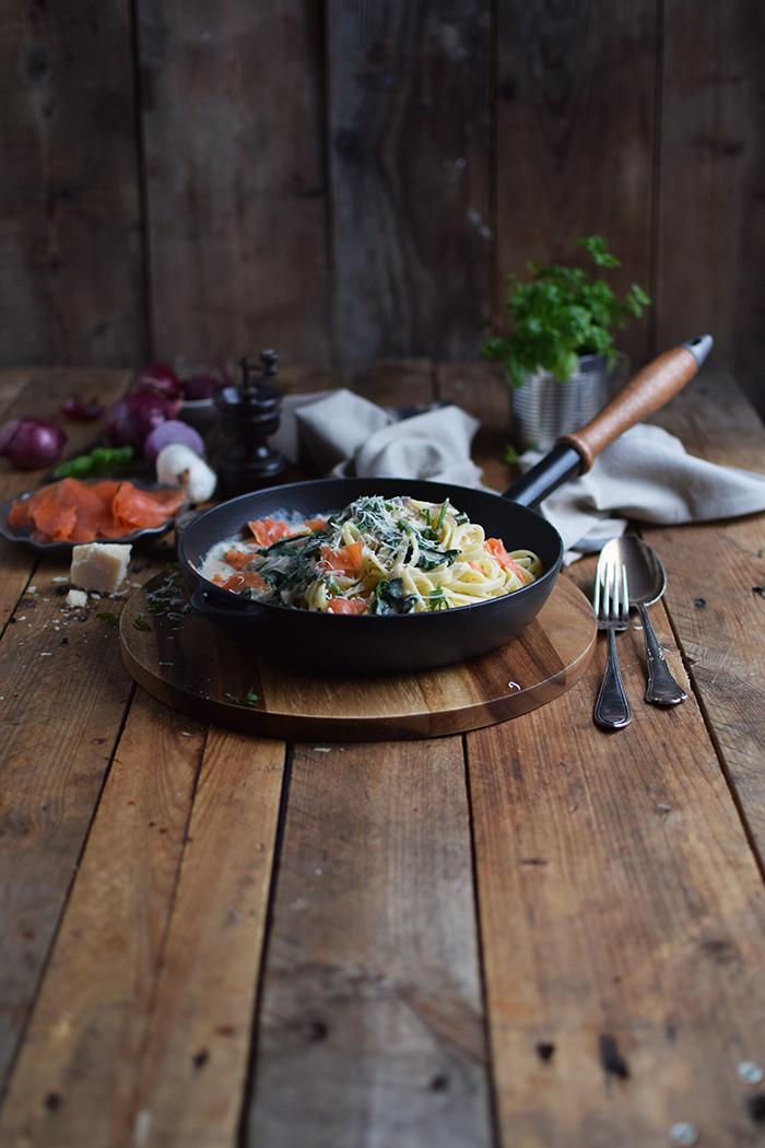 pasta-mit-spinat-und-lachs-smoked-salmon-spinach-pasta-4