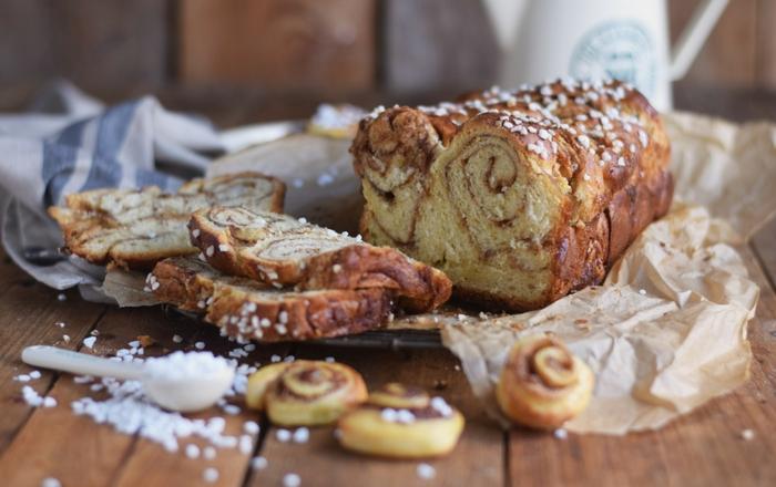 Zimtschnecken-Brot: ein Road Trip Rezept