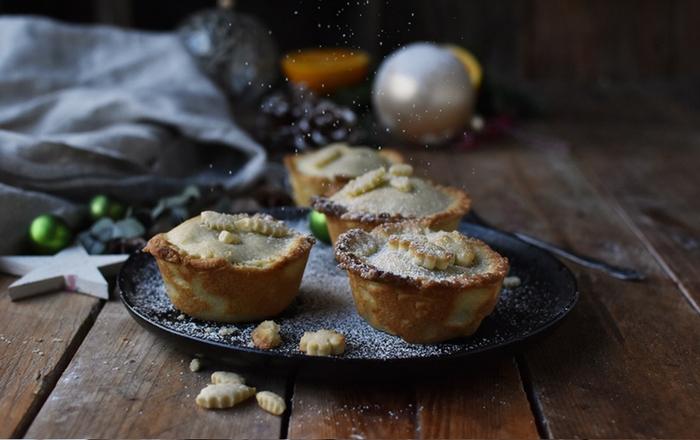 Mince Pies: Irische Weihnachtszeit (Werbung)