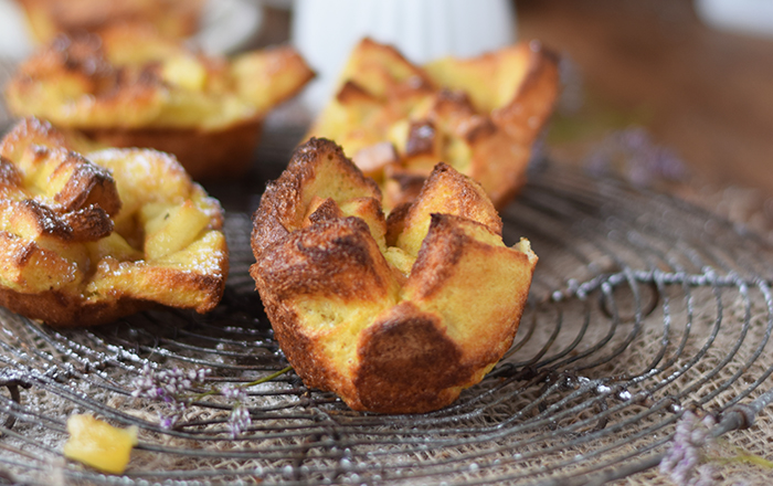 Apple Pie French Toast to go