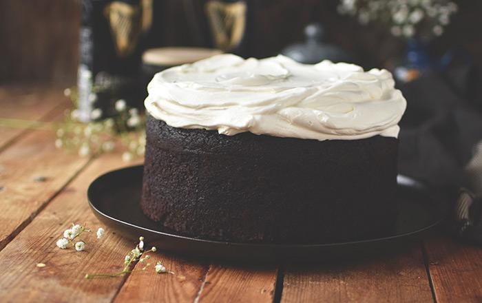 Guinness Schokoladenkuchen 2.0: Blogevent Re-Create