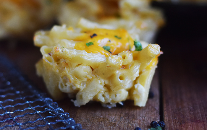 Mac and Cheese to go