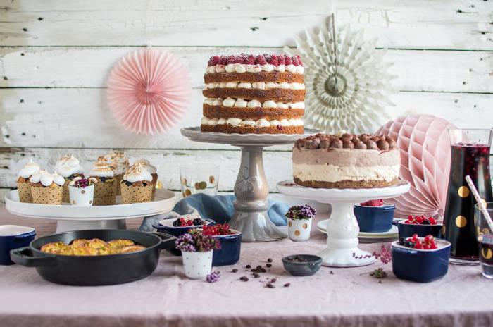 Knuspersommer 2017 Gewinnspiel Himbeer Mascarpone Torte