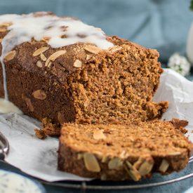 Pumpkin Bread Ein Saftiger Kurbiskuchen Aus Der Kastenform