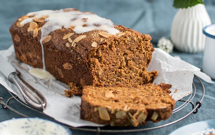 Pumpkin Bread: ein saftiger Kürbiskuchen aus der Kastenform