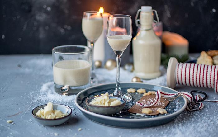 Weiße Schokolade Vanille Likör: Ein Geschenk aus der Küche