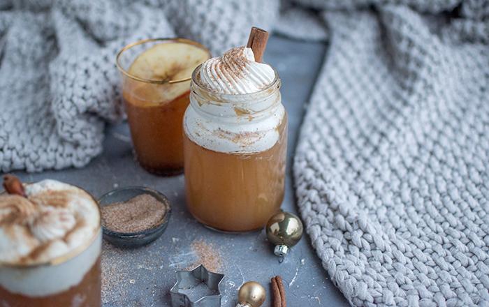 Apfelpunsch: Getränk, Gewürz und Nikolausgewinn für euch