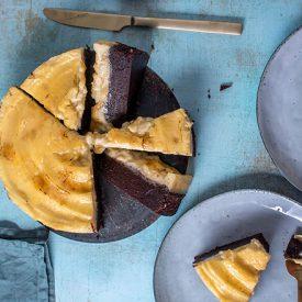 Crème brûlée Brownie: ab in den Schokohimmel