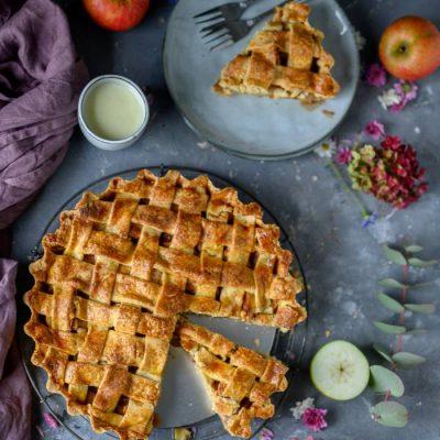 Pumpkin Spice Apple Pie: Herbst auf dem Kuchenteller