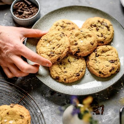 Chocolate Chip Cinnamon Cookies: Knusperlecker!