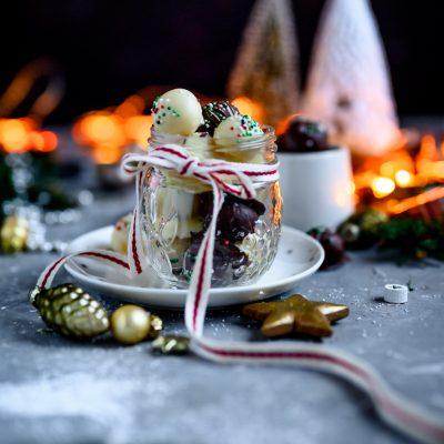 Kuchenpralinen: Süße Geschenke aus Kuchenresten